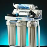 دستگاه تصفیه آب خانگی آکواجوی مدل لجند