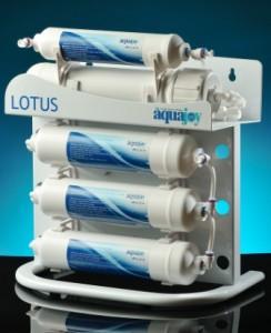 دستگاه تصفیه آب لوتوس آکواجوی
