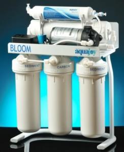 فیلتر تصفیه آب آکواجوی مدل بلوم