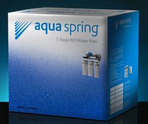 دستگاه تصفیه آب آکوا جوی آکوا اسپرینگ