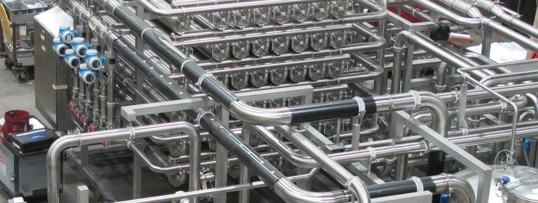 تصفیه آب صنعتی -دستگاه تصفیه آب