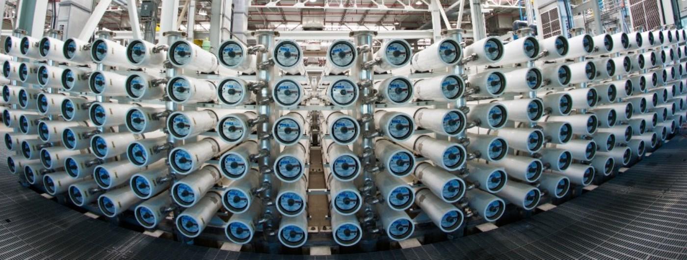 دستگاه تصفیه آب صنعتی - تصفیه آب